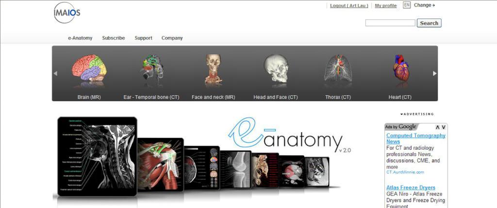 2009 Imaios E Anatomy